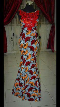 Robe hibiscus