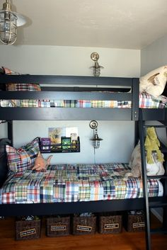 24 Best Bunk Bed Bedding Ideas Images In 2019 Bunk Beds