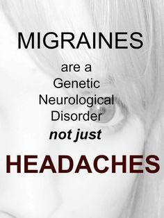 Migraines- neurological disorder