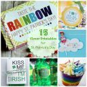 15 Cleven Printables for St. Patrick's Day