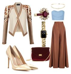 Designer Clothes, Shoes & Bags for Women Julien David, Chanel, Shoe Bag, Polyvore, Stuff To Buy, Shopping, Accessories, Shoes, Collection