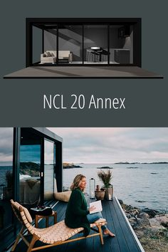 #naturecompactliving#nature#view#design#cabinporn#cabin#cabinlove#architecture#designhomes#containerhouse#compactliving#interiordesign#travel#luxuryhomes#newhome#hometrends#cabinlife#norway#scandinavia#flyttbar @tonejensendesign Nature View, Compact Living, Home Trends, Norway, Luxury Homes, New Homes, Cottage, House Design, Cabin