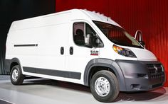 2014 Ram ProMaster First Look - 2013 Chicago Auto Show - Motor Trend