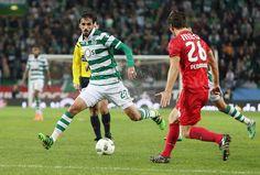 Bryan Ruiz y Sporting con el deseo de retomar la punta