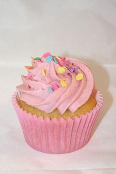 Pink Carneval Cupcake Cupcakes, Desserts, Pink, Food, Meal, Cupcake, Deserts, Essen, Hoods