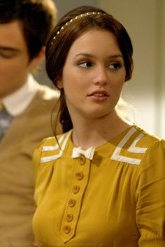 Reliving my Blair Waldorf preppy style crush <3