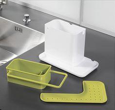 Organizador de utensilios en pinterest titular de for Organizador utensilios cocina