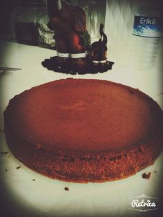 Chocolate cheesecake kitchen cusine baking cooking