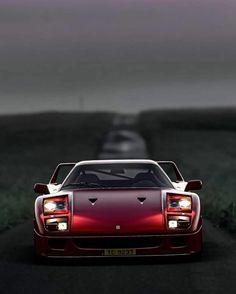 Ferrari F40, Cars, Vehicles, Autos, Car, Car, Automobile, Vehicle, Trucks