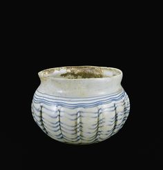 Roman Glass: Ribbed Bowl, 1-99 | Corning Museum of Glass
