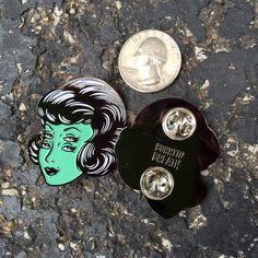 High Quality Enamel Pin Approx. - 1.25 x 1.75