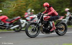 Louis Bike Special - Honda Dominator #Honda #Motorrad #Motorcycle #Motorbike #louis #detlevlouis #louismotorrad #detlev #louis