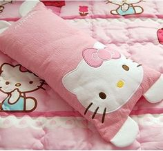 HK |❣| HELLO KITTY Pillow