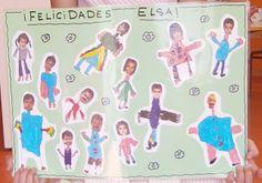 LA CLASE DE MIREN: mis experiencias en el aula: PRIMER CUMPLEAÑOS DEL CURSO