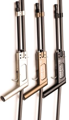 Shop for the Pack-Rifle and its accessories: the world& lightest, fastest take-down rifle. Homemade Slingshot, Homemade Weapons, Survival Life Hacks, Survival Tools, Tactical Pistol, Tactical Gear, Survival Rifle, Rifle Accessories, Hunting Guns