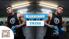 Harrison Twins 🤜🏻🤛🏻  -  Fitness Motivation https://cstu.io/0e482d