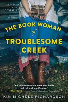 The Book Woman of Troublesome Creek, #KimMicheleRichardson, Seville Library, March, 2020. #BookClubBooks #Fiction #2020 #MedinaLibrary