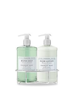 Williams-Sonoma Essential Oils Gift Sets, Rosemary Mint #williamssonoma Master Bathroom.