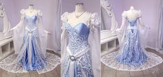The Snow Queen Costume by: Firefly Path