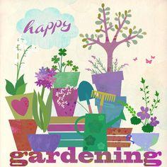 happy gardening @ Elisandra