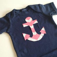 anchor Baby Clothes // Newborn Baby Girl by ...