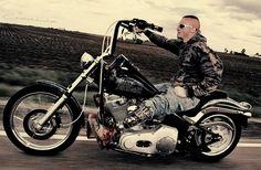 Harley Davidson Softail Standard Nothing like it!