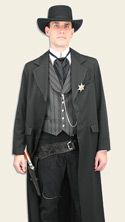 Sheriff Gunslinger Costume