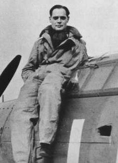 Douglas Bader, British Ace of World War Two