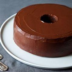 Chocolate Dump It Cake / Food52