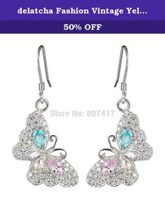 delatcha Fashion Vintage Yellow Blue Pink Amethyst Cubic Zirconia jewelry S 925 sterling Silver Beautiful Earrings Q-1033. Item specifics Item Type: Earrings Fine or Fashion: Fashion Earring Type: Stud Earrings Back Finding: stud earrings Style: Hiphop Gender: Unisex Material: Cubic Zirconia Metals Type: Silver Shape\pattern: Animal Model Number: Vintage Q-1033 Main Stone: Zircon Place of Origin: Guangdong, China (Mainland) is_customized: Yes Metal Stamp: 925,Sterling Product Description...