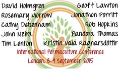 International Permaculture Convergence Live Stream