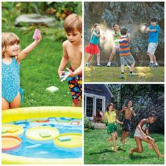 Splish Splash: 10 Outdoor Water Games | Spoonful