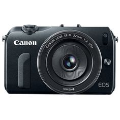Canon EOS M - I hope they develop a professional version.