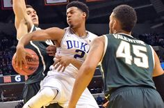 Final Four betting action report: Early money on MSU won't slow Duke move - 04-02-2015