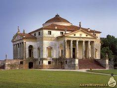 Villa Rotonda (Vicenza) - Obra - ARTEHISTORIA V2