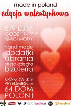 MADE IN POLAND edycja walentynkowa Poland, How To Make