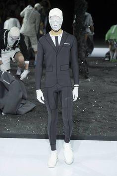 b7563ef2374 Thom Browne Spring-Summer 2017 - Paris Fashion Week  PFW