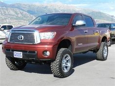 Toyota : Tundra CREWMAX LIMITED Toyota Hilux, Toyota Tundra, Cool Trucks, Cool Cars, Tundra Crewmax, Motor Car, Motor Vehicle, Hummer Truck, Toyota Usa