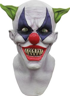 Creepy Giggles Latex Mask