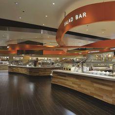 The Las Vegas dining scene feels the effects of coronavirus hysteria. Las Vegas Buffet, Wynn Las Vegas, Las Vegas Restaurants, Caesars Palace, Luxury Estate, Salad Bar, Luxor, Modern Luxury, Eating Well