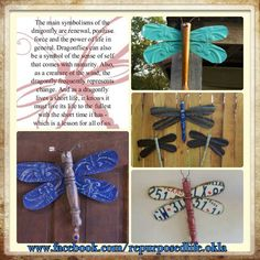 Remember the Dragonfly... Each new day is a new beginning...