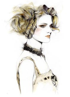Caroline Andrieu.