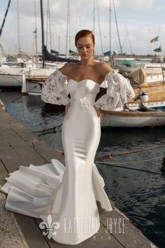 Katherine Joyce 2020 Spring Bridal Collection – The FashionBrides Mermaid Wedding, Wedding Dresses, Fashion, Bridal Dresses, Moda, Bridal Gowns, Wedding Gowns, Weding Dresses, Wedding Dress