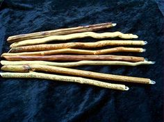 Guide to Magical Paths : How to make a Magick wand