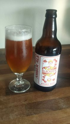 """New Beer Review: """"Blackjack Double Bluff. Hoppy Amber Ale. Says hoppy but I dont..."""" https://t.co/BbCC2CEkD6 #beer #ale"""