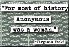 Virginia Woolf  Quote Magnet or Pocket Mirror by chicalookate, $4.00