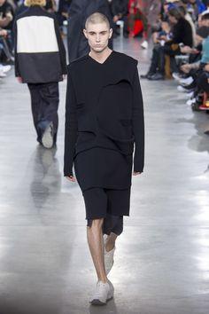 Rick Owens Fall 2018 Menswear Fashion Show Collection