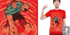 sandman - T-shirt design by ndrue182 - Mintees