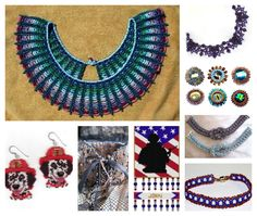 Bead-Patterns.com Newsletter May 11, 2105 - Featured Beading Patterns!