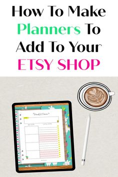 Aimee learned how to make printables to sell on Etsy through Michelle's course and is happily making consistent sales! What To Sell, Make And Sell, How To Make Money, Planner Pages, Printable Planner, Free Printables, How To Make Planner, Design Social, Etsy Business
